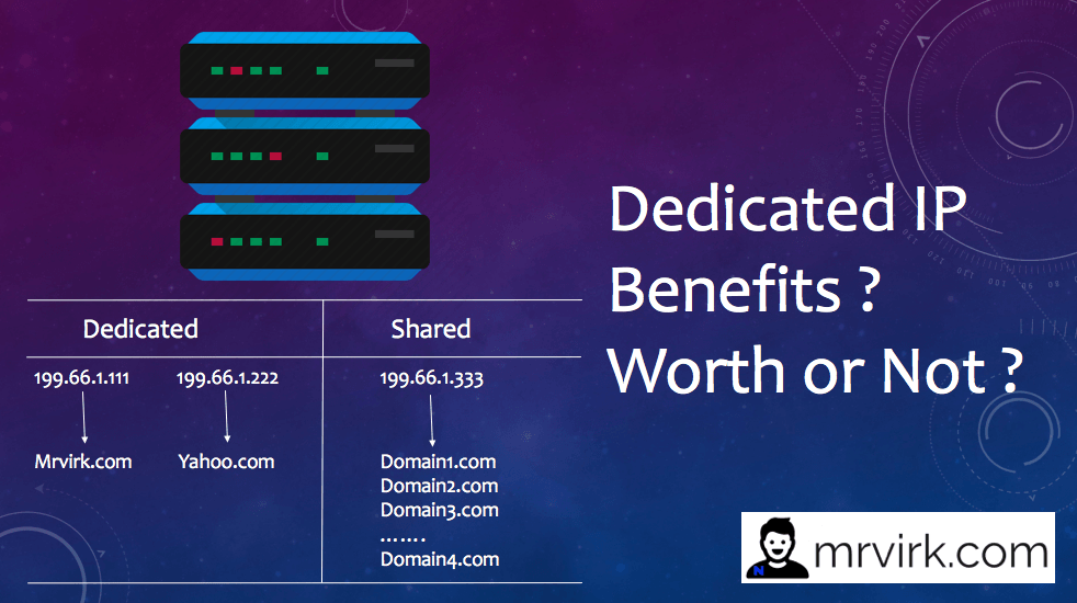 buy dedicated IP benefits - worth it or not