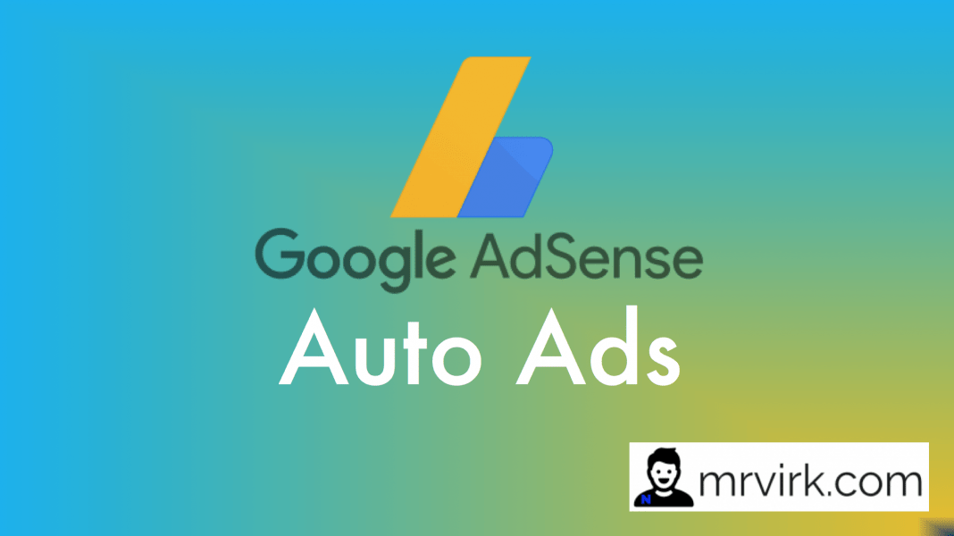 how to disable Adsense auto ads