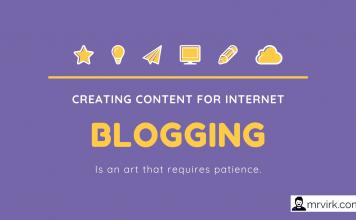 Blogging Motivational Quotes