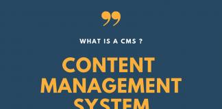 CMS vs HTML