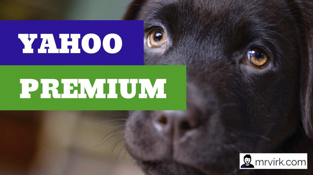 Yahoo Premium