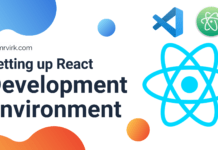 Setting up React Development Environment